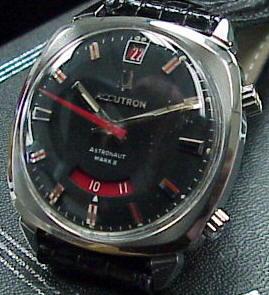 Mark II Accutron Astronaut Repair & Restored by OFT