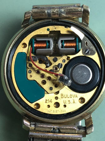 This is NOT the way to Restore/Repair a Vintage Accutron