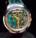 Classic Stainless Steel Bulova Accutron Spaceview B  Repaired