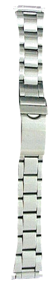 Stainless Steel 18mm Bracelet for Accutron 214 - 218 Watches