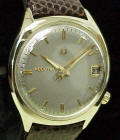 Bulova Accutron 2181 Solid Gold Repaired