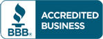 Old Father Time BBB� Accredited Business Seal