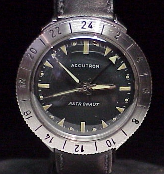 Bulova accutron astronaut i got buzzed for Astronaut watches