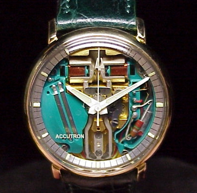 Accutron Watch Repair