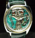 Asymmetric Accutron Spaceview 214 Repaired