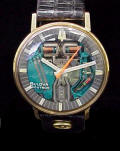 Swiss Accutron Spaceview 214 Repaired