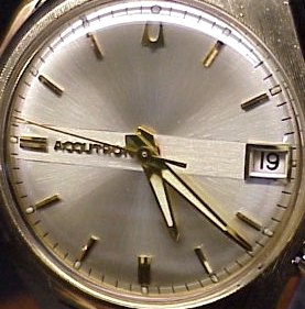 Accutron 2181, 218D - OFT Accutron Repair Specialists